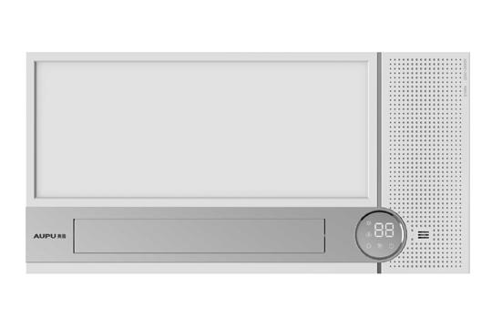 """卫生间异味""""克星""""来了—— 奥普净味浴霸S166N测评"""