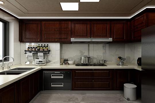 厨房吊顶怎么装修好看?厨房吊顶效果图赏析