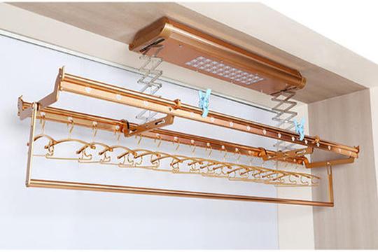 阳台集成吊顶晾衣架怎么安装?阳台集成吊顶晾衣架安装注意事项?