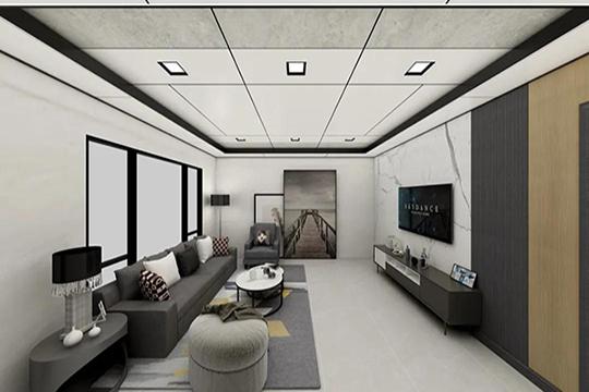品格顶墙:无主灯设计才是家装主流!
