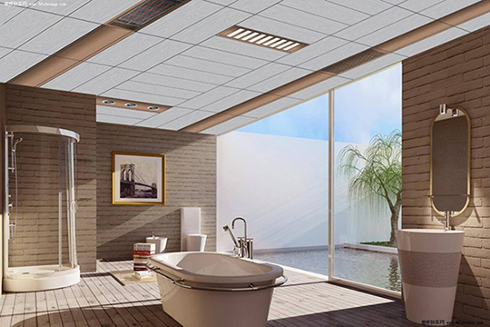 卫生间要吊顶吗?卫生间吊顶品牌有哪些?