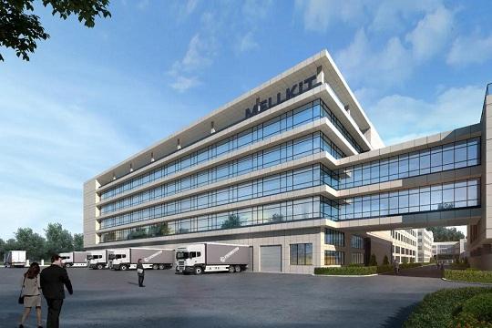 新起点 新未来丨美尔凯特二期厂建奠基全新起航