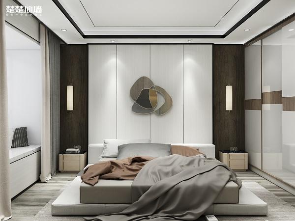 楚楚顶墙:美好的家居空间,让幸福降临