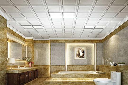 厨房卫生间哪种吊顶好?厨房卫生间吊顶选择?