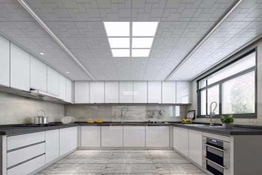 装修厨房吊顶价格多少?吊顶怎么清洗?