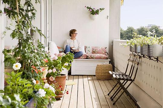 阳台安装赛华集成吊顶 瞬间让阳台空间翻倍