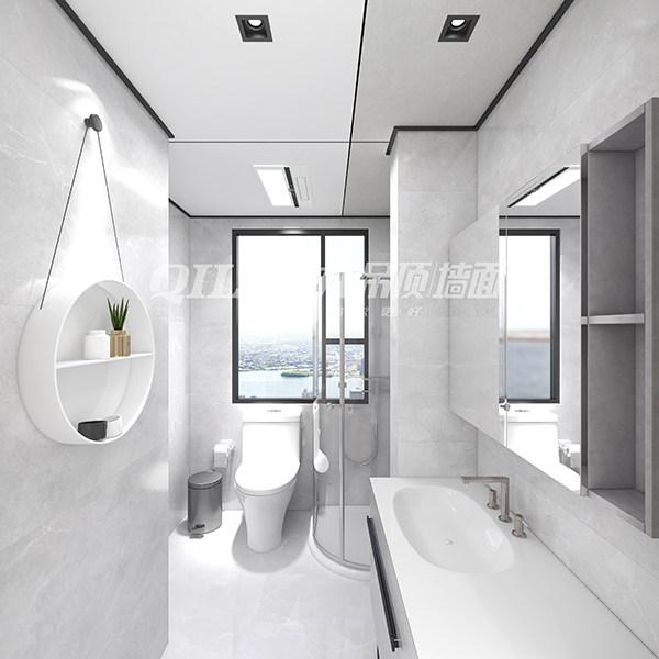 奇力浴室吊顶