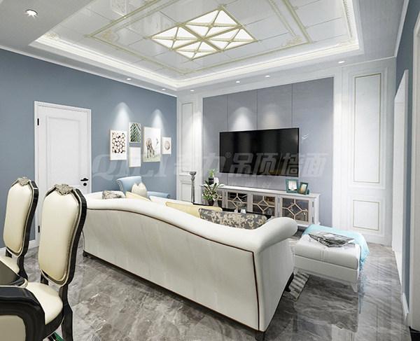 现代客厅装饰效果