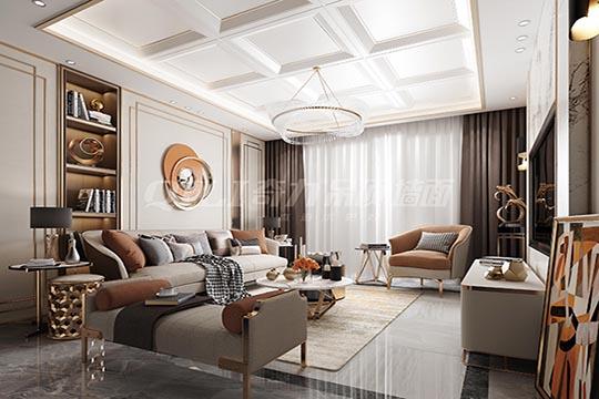 绝对C位!年轻人喜欢的客厅,怎么舒服怎么装!