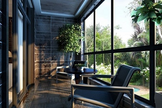 家装领域蓝海乍现,整体阳台定制到底是什么?