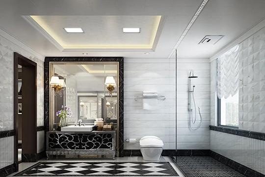 奥邦:这样的浴室,洗澡真是享受
