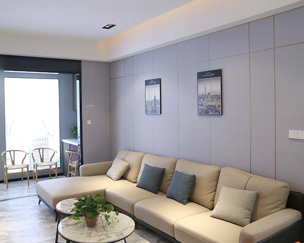 现代户型客厅空间