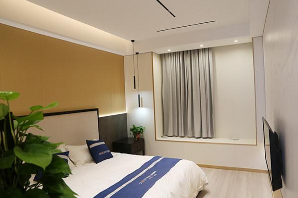 现代户型卧室空间
