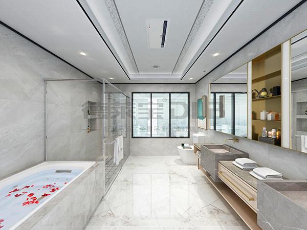 德莱宝涡轮增压浴室暖空调