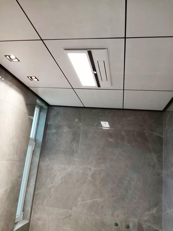 Q3浴室安装实例
