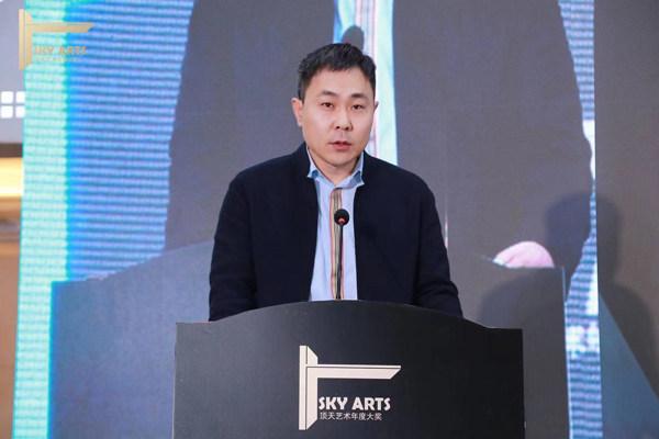中国建筑装饰装修材料协会天花吊顶材料分会秘书长丁辉