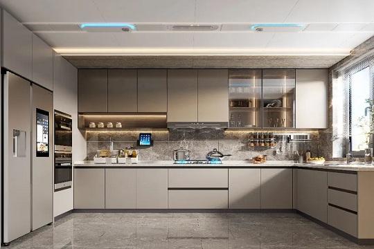 美尔凯特丨厨房 可以是生活的精致场