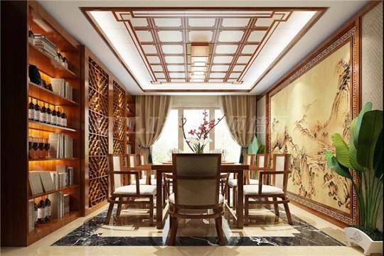 奇力顶墙丨每一张都很美 这就是中式的盛世美颜!