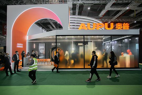 奥普集成家居亮相上海建博会 探寻美好空间的无限可能