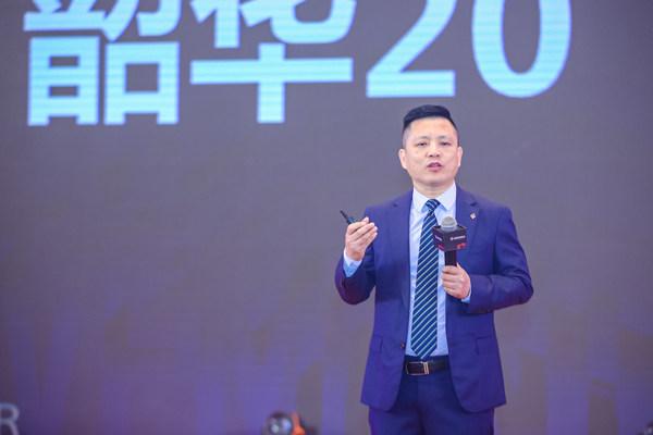 浙江品格集成家居有限公司董事长陈树文