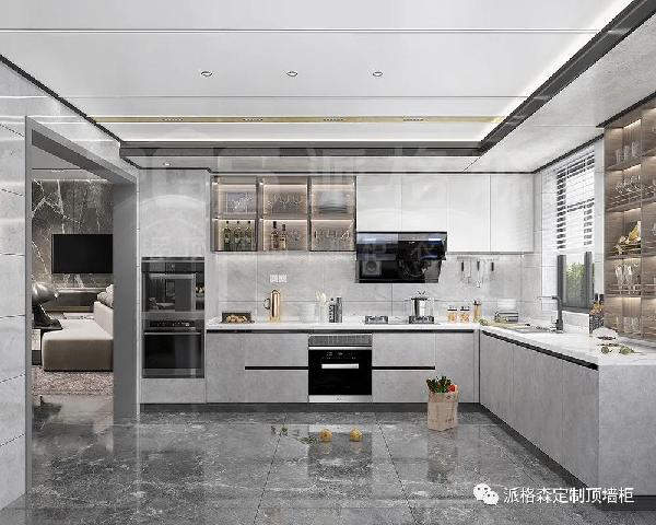 派格森厨房设计