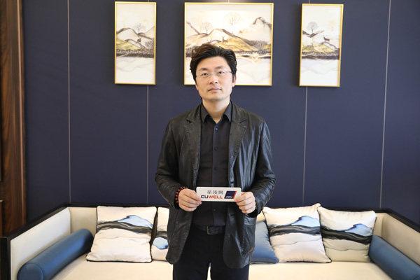 浙江奥华智装股份有限公司总经理方正波先生