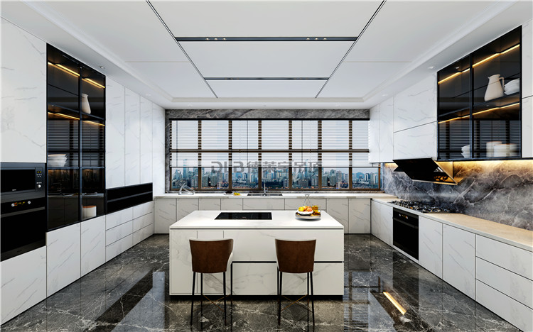 【装修收藏】什么厨房吊顶材料,实用更好看?