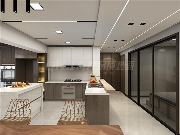 高品质厨房来啦,奇力蜂窝大板助你打造高颜值餐厨空间!
