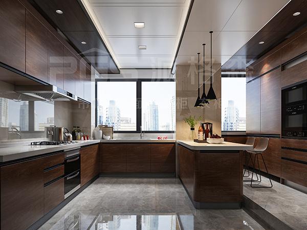 派格森:这样的厨房,让我爱上了下厨!