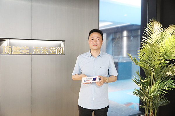 浙江顶善美集成家居股份有限公司董事长兼总经理王效春先生