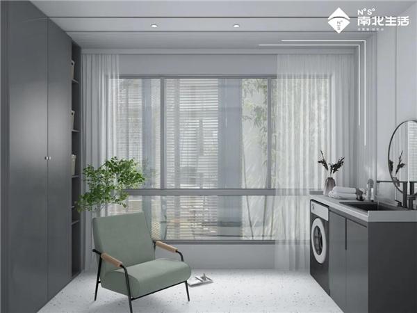 南北生活:阳台设计好白赚一间房 照搬绝对满分!
