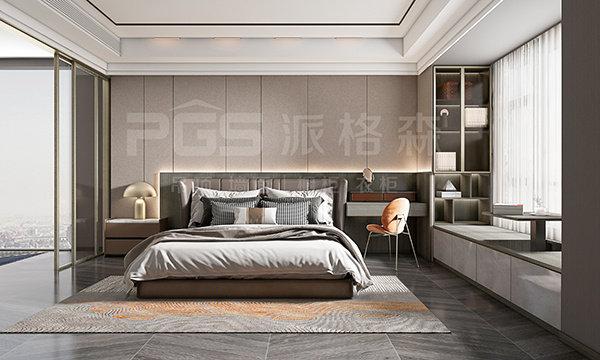 派格森卧室设计
