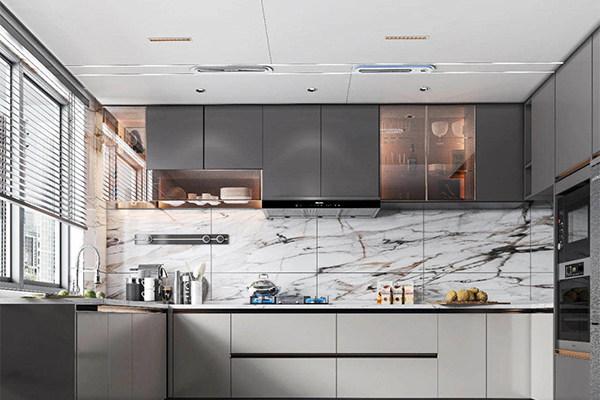 巴迪斯厨房空调一体效果图