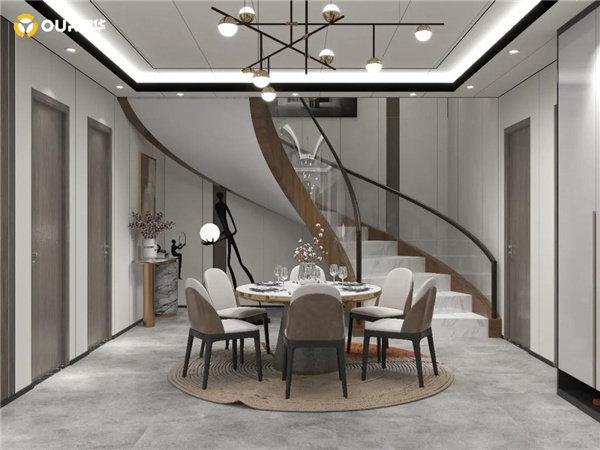 奥华餐厅设计