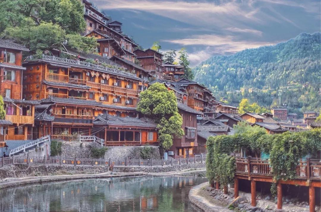 贵州旅游 | 品格送我去旅游啦!
