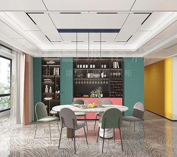 派格森餐厅设计