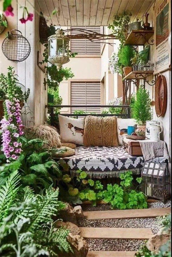 南北生活花园阳台