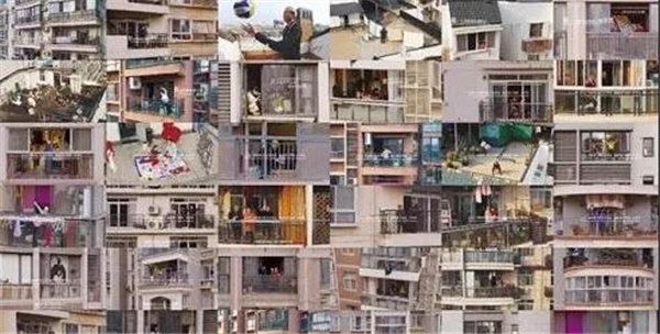 央视镜头下《阳台里的武汉》