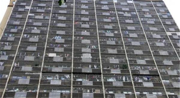 新中式建筑中东方式阳台