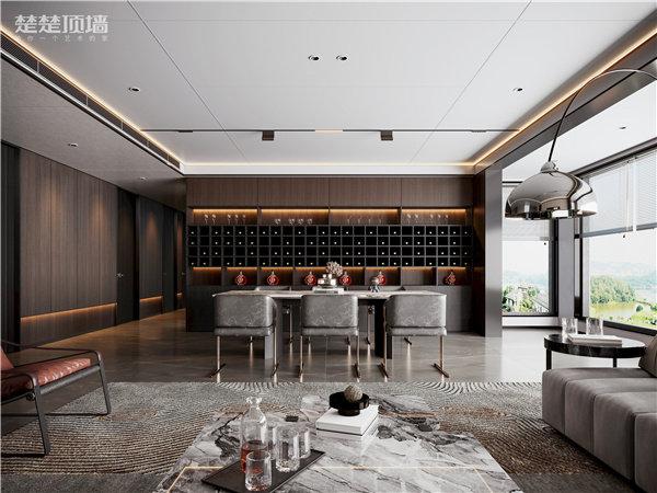 楚楚餐厅设计