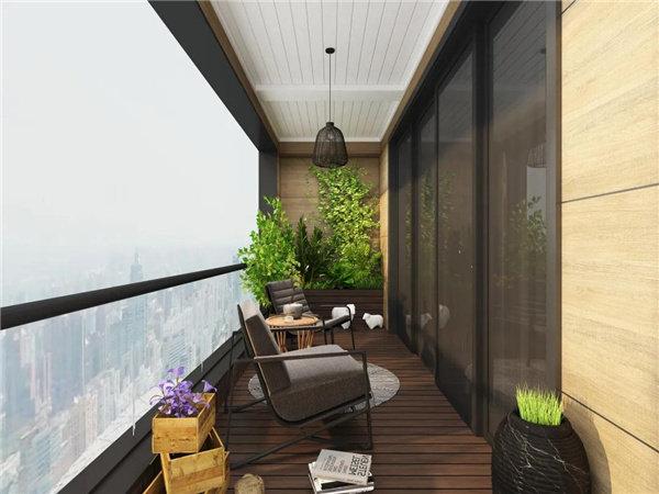 艾格木阳台