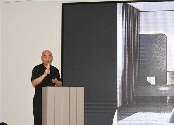 友邦筑家功能背景墙首席设计师余靖华先生