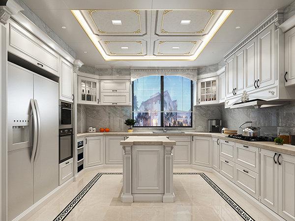 派格森厨房装修设计