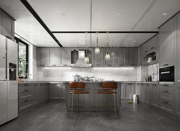 现代简约风厨房