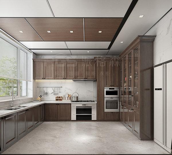 新中式的厨房设计
