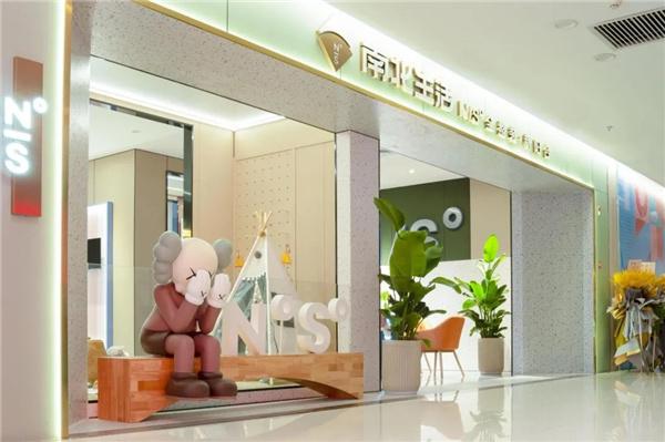 南北生活杭州展厅丨阳台设计改良生活习惯
