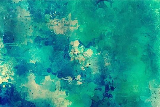 南北生活阳台的古诗词色彩——青色系