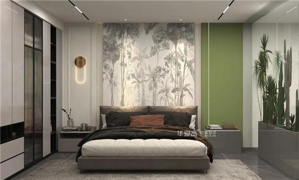 华夏杰顶墙整装丨保障睡眠质量,卧室装修也很重要!